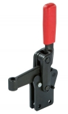 Вертикальное прижимное устройство / прочное / с прямым основанием / из стали
