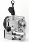 Датчик положения с кабелем / механический / аналоговый