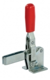 Вертикальное прижимное устройство / со складным основанием / из стали