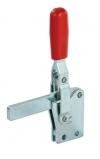 Вертикальное прижимное устройство / с прямым основанием / из стали
