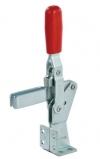 Вертикальное прижимное устройство / с прямым и фронтальным основанием