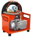 вакуумный насос с электромагнитным клапаном вместо шарикового клапана