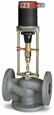 IMI TA 2-ходовой регулирующий клапан CV206 GG DN 100, 125 kvs, GG, m Antr elektr. 60215190