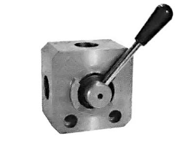 3/3 ручной распределитель для высокого давления DDF3VAP