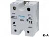 GN-25A - Реле: полупроводниковое, Uупр:3÷32ВDC, 25А, 24÷280ВAC, IP20