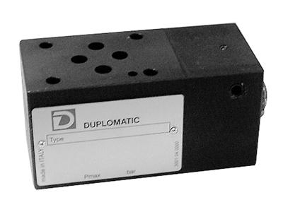 2-х и 3-х линейный компенсатор давления прямого действия с фиксированной или регулируемой настройкой; СЕТОР 03 PCM3