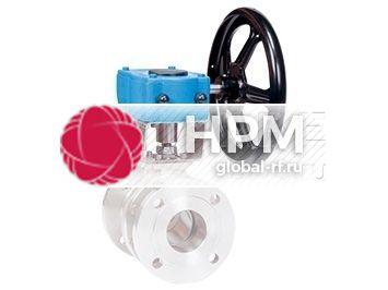 Редуктор  AB1950N 52:1 5500Нм SG800 F16 IP67 Rotork