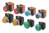 Кнопочные переключатели диаметром 22 мм с универсальной конструкцией