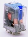 Замыкающие контакты, 2 нормально открытых контакта - Зазор >1,5 mm, 10А