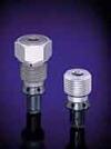 Ввертные обратные клапаны с пилотным управлением (гидрозамки) тип CRH и RHC