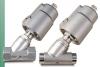 Клапан с вентилем / с пневматическим управлением / резьбовой / для сварки