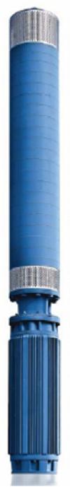 Двухпоточный погружной скваженный насос HDM (61, 67, 68)