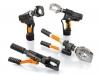 Обжимной инструмент и кабельные наконечники для больших сечений кабеля