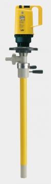 Насосы RE-PP с функцией полного опорожнения для агрессивных и нейтральных жидкостей.