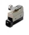 Концевой выключатель в компактном металлическом корпусе с блоком клемм