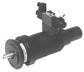 Аксиально-поршневые гидравлические серводвигатели SM