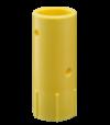 """HEP-0. Соплодержатель пластиковый для шланга /19 x 7мм / 33 мм, резьба ¾"""""""