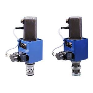 2- и 3-ходовые встроенные регулирующие клапаны .WRCE…/S