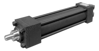 Гидроцилиндр HCK2 ISO 6020-2 и ISO 6022